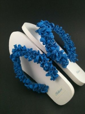 Balloon flip flops by diane.smith