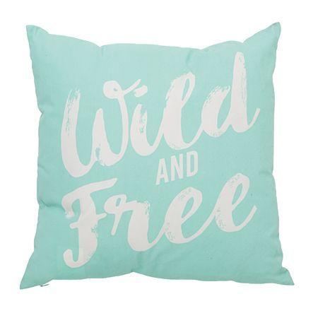 Living & Co Cushion Wild & Free 43cm x 43cm