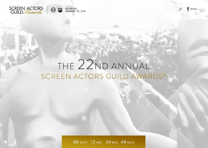 The 22nd Annual SAG Awards | CSS Website