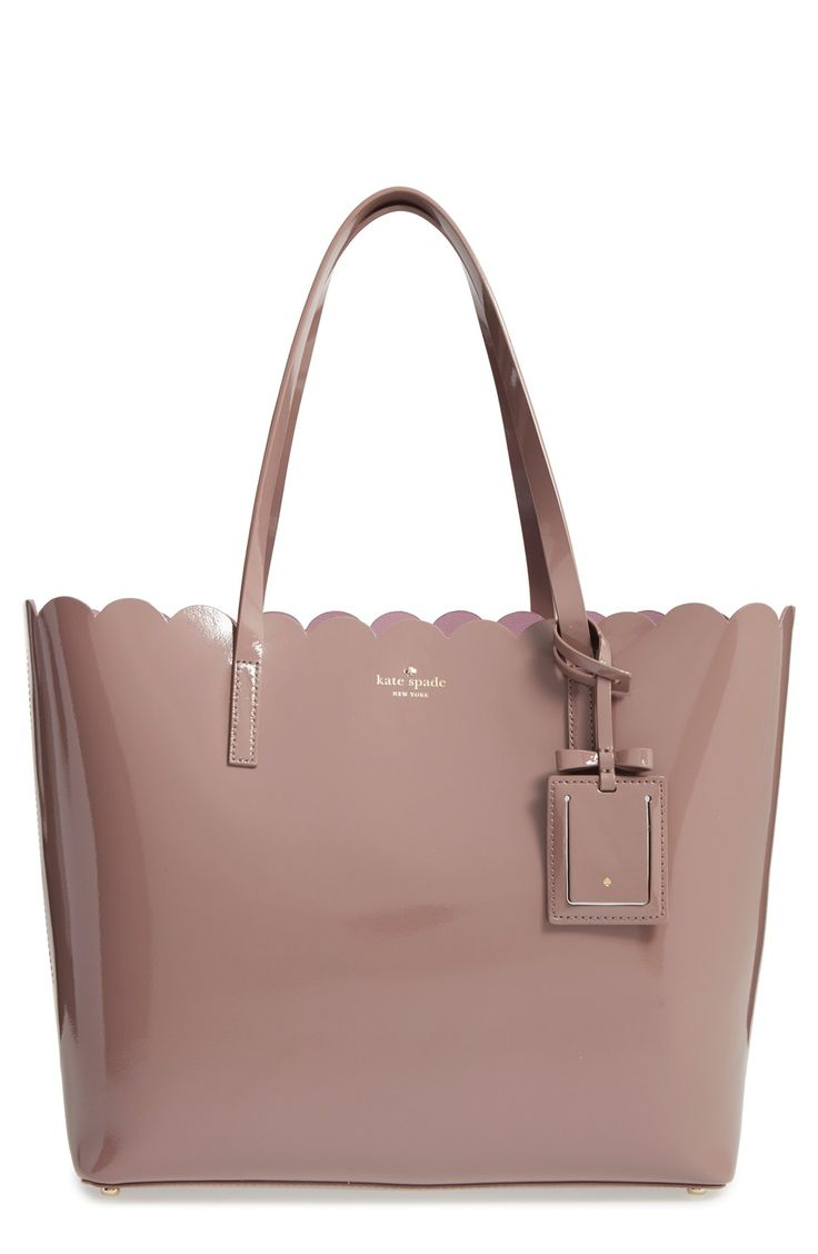 'lily avenue patent - carrigan' leather tote