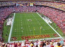 Home of the Washington Redskins | Landover, Md.
