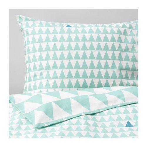 STILLSAMT Bettwäscheset, 2-teilig IKEA Baumwolle; hautsympathisch und weich.