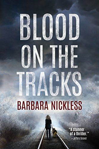 Blood on the Tracks (Sydney Rose Parnell Series Book 1) - http://www.darrenblogs.com/2016/09/blood-on-the-tracks-sydney-rose-parnell-series-book-1/