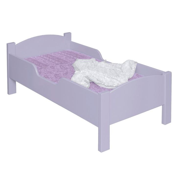 Little Colorado Traditional Toddler Bed - No Cutout - 088