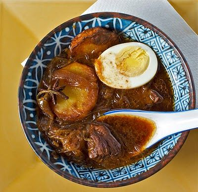 Dutch Indonesian Semur Daging. A recipe I grew up with my Oma (grandma) living in our home here in Cali.