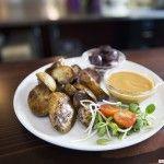 http://beloverestaurant.ca/  Be Love restaurant, Victoria, BC
