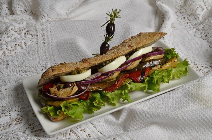 Nicoise Sandwich - Castella Imports