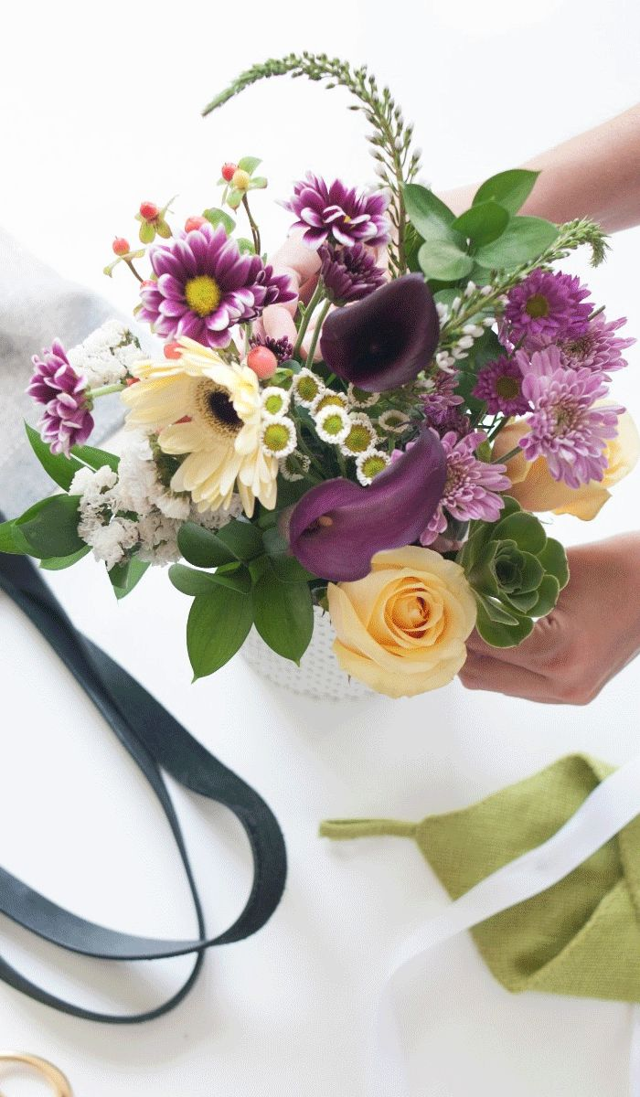 "Ordering fresh, stylish flowers just got a lot more fun. Take $15 off your first order with code ""PINTEREST"". These stylish blooms are arranged by our in-house designer and hand delivered within hours. You can't buy happiness, but you can send flowers. And that's pretty much the same thing."