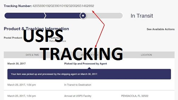 How To Find A Usps Tracking Number Tracking Number Track Usps