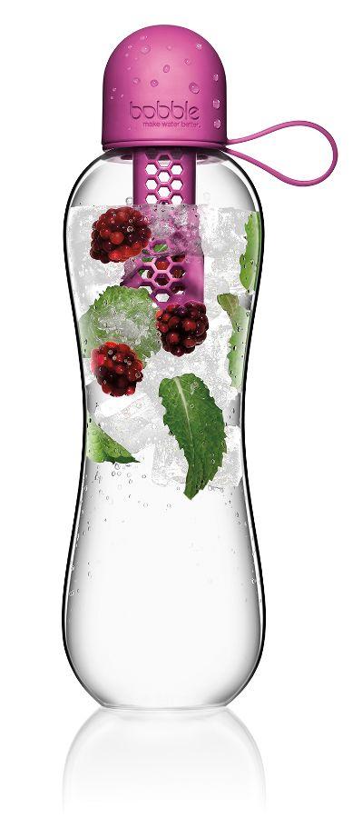 Bobble Infuse & Filtered Water Bottle - 590ml - Bobble