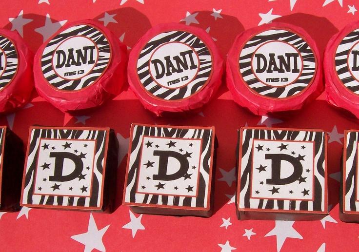 Los 13  de Dani