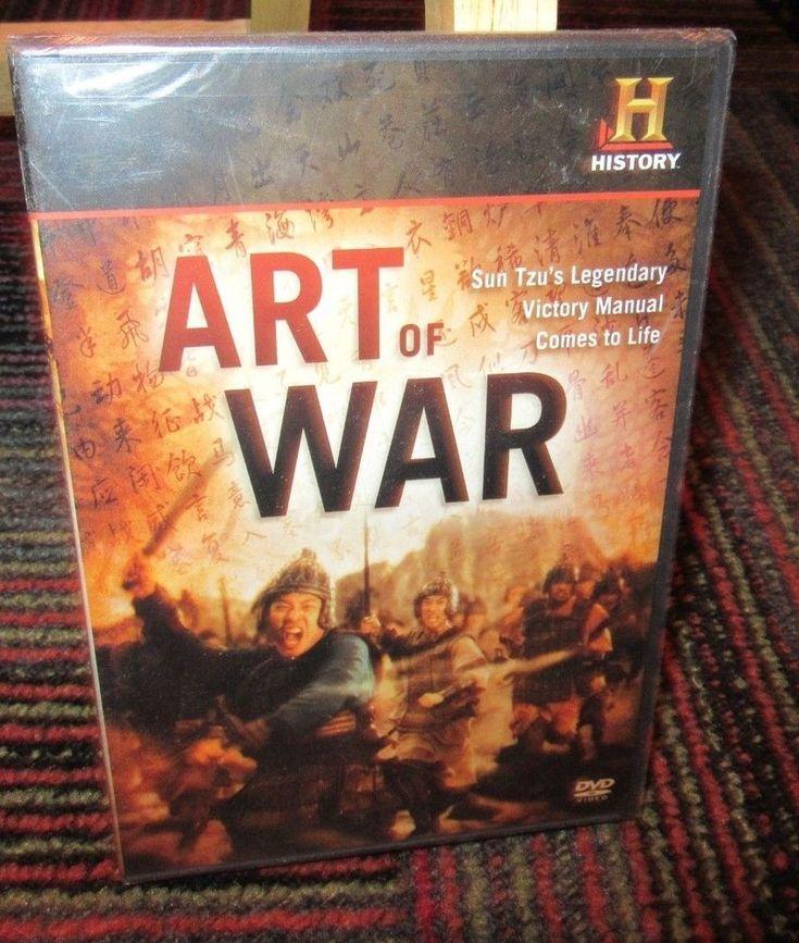Art of war dvd movie sun tzus legendary victory manual