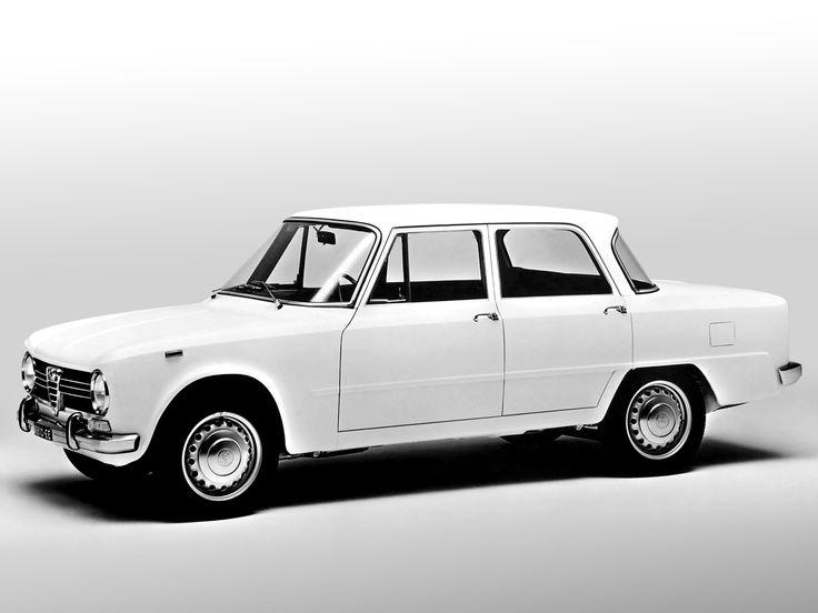 Alfa Romeo Giulia (1966)