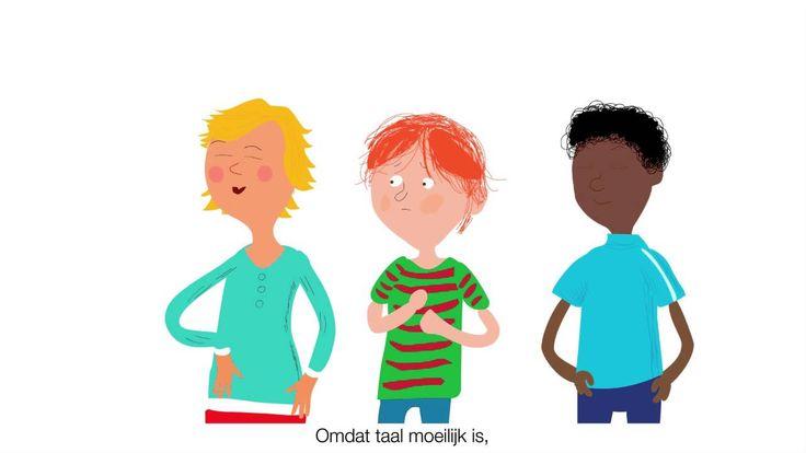 Herken de signalen van een taalontwikkelingsstoornis