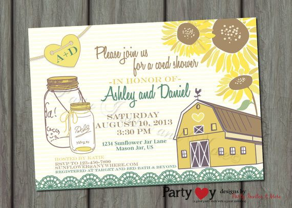 Farm Style Wedding Invitations: 1000+ Images About Wedding Invitation Printables On