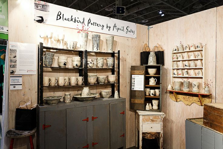 Pottery - Visit the One of a Kind Spring Craft Show with Maple Leaf Tours