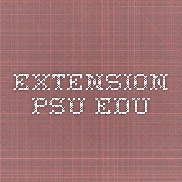 extension.psu.edu