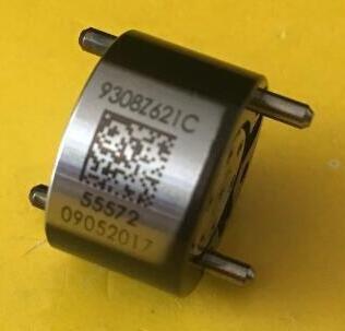 1pc Black Control Valves 9308Z621C 28239294 9308-621C 28440421 for Delphi Diesel Common Rail Injector Valves