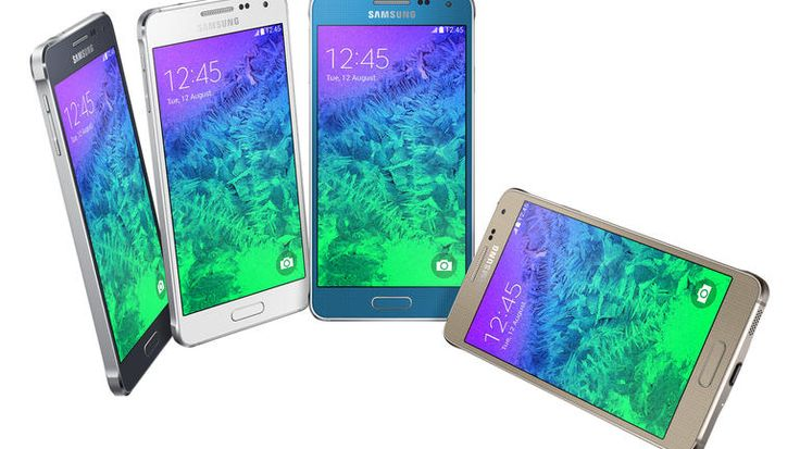 Samsung Galaxy Alpha Preview: With its all-new metal body, the Galaxy Alpha is all about the design.