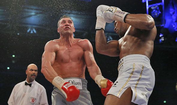 Anthony Joshua delivers on the grandest stage to become the new heavyweight king