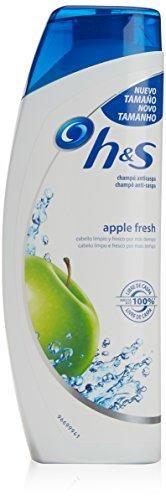 Oferta: 7.73€. Comprar Ofertas de H&S Apple Fresh - Champú anticaspa, 400ml barato. ¡Mira las ofertas!