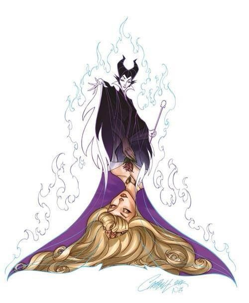 Can't wait for the upcoming movie Maleficent