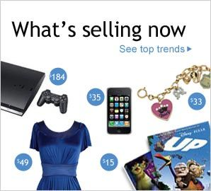 What's selling now
