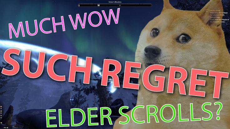 Elder Scrolls Online Review - Regret Rating Sernoir. Should I buy ESO? Flaws and Highlights discussed :)