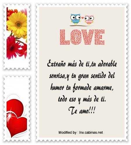 enviar bonitos mensajes de te extraño mucho mi amor,originales mensajes de te extraño mucho mi amor: http://lnx.cabinas.net/mensajes-de-amor-para-mi-novia-que-extrano/