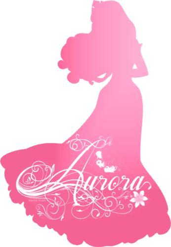 Disney Princess Silhouette Sleeping Beauty   Aurora Silhouette - disney-princess Photo