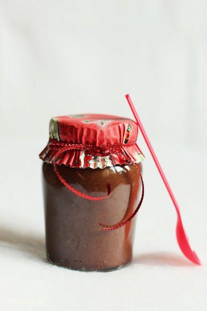 Strawberry blogja.: Házi kakaós diókrém