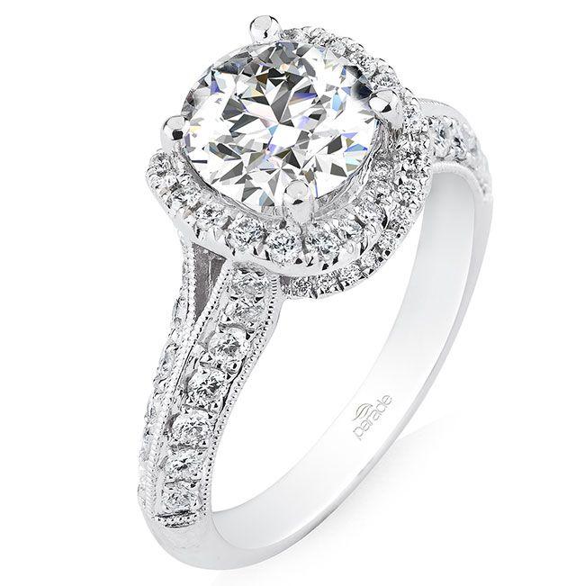 Parade Overlapping Circle Diamond Ring