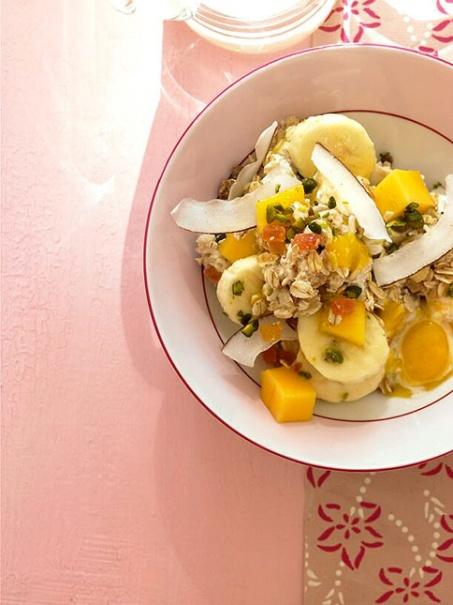 Kokosmüsli - Frühstück und Pausenbrote für Kinder - 17 - [ESSEN & TRINKEN]