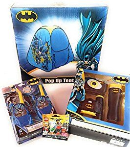 Amazon.com Batman Pop Up Tent with Walkie Talkies and Batman Adventure Kit Camera  sc 1 st  Pinterest & 18 best Everything Hot Toys for 2017 images on Pinterest | Dc ...