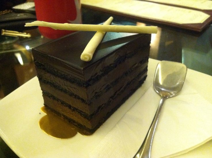 Richest cake