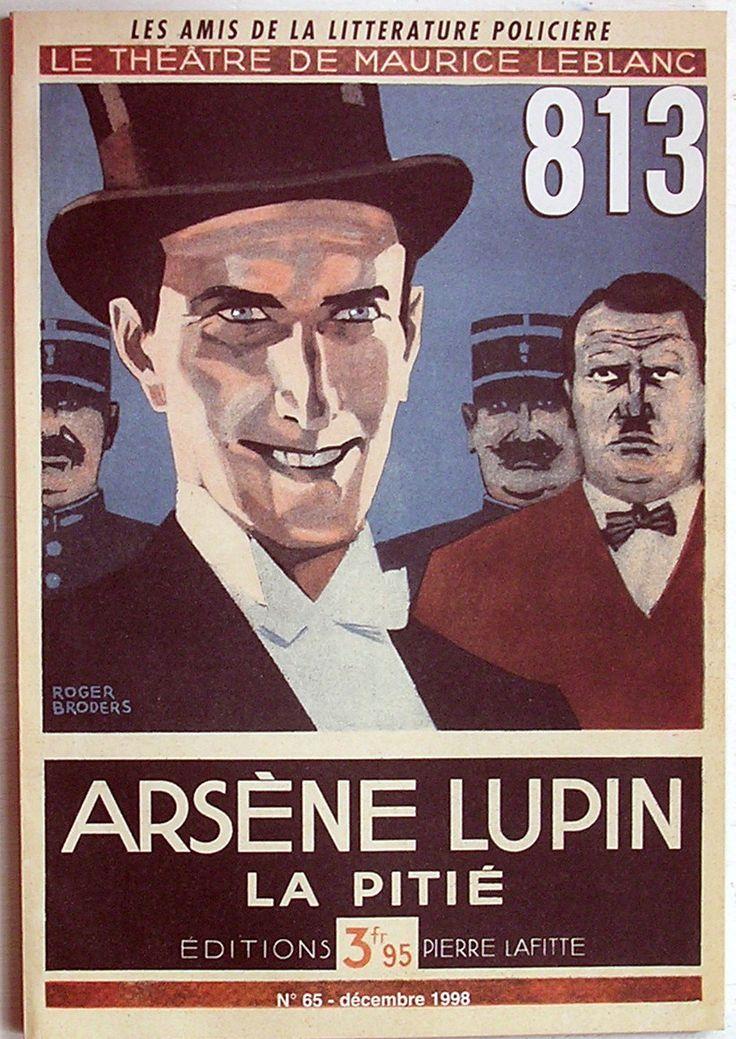 Le théâtre de Maurice Leblanc (Arsène Lupin, La pitié) | Le Rayon Populaire