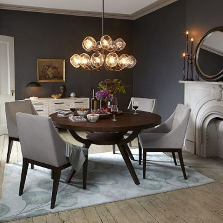 17 Classy Round Dining Table Design Ideas: 17 Best Ideas About Round Tables On Pinterest