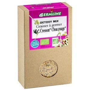 Un mix perfect pentru detoxifiere. Magazin online cu cosmetice bio, uleiuri esentiale, seminte pentru germinat, creson germinat