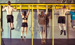 Groupon - 5 or 15 CrossFit Boot-Camp Classes at CrossFit 702 (Up to 78% Off) in Las Vegas (Summerlin). Groupon deal price: $20.00