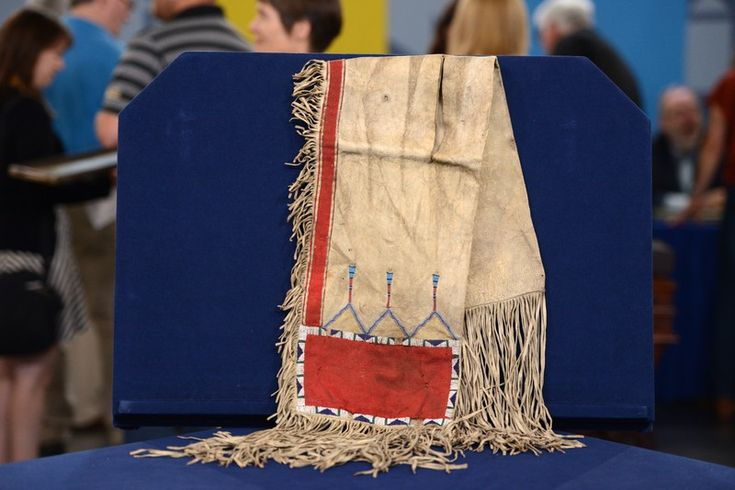 Cheyenne saddlebags from Antiques Roadshow | PBS