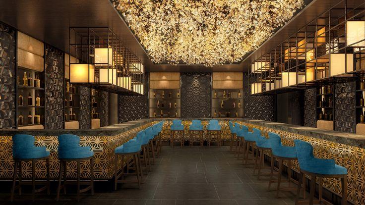 225 best dubai hotel interior designs images on pinterest for Design hotel dubai