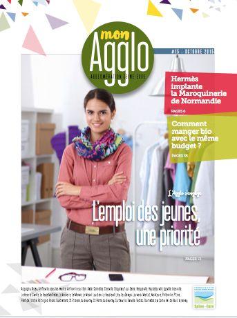 """Téléchargez """"Mon Agglo"""", n°15 d'octobre 2015"""