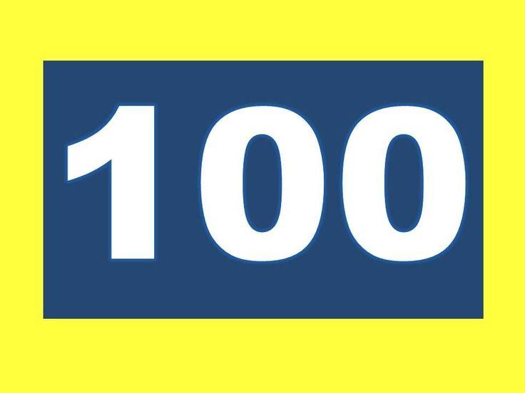 Greek Numbers 1-100 / Οι αριθμοί απο το 1-100 & Their Pronunciation!
