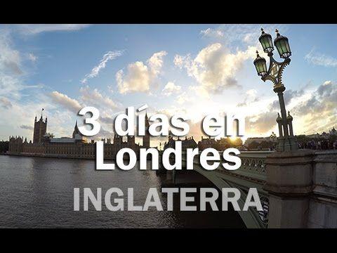 3 días en Londres - INGLATERRA