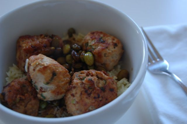 Cook Au Vin: Chicken Teriyaki Meatballs
