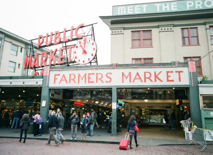 Pike Place Market - Local's Guide to Seattle, Entouriste