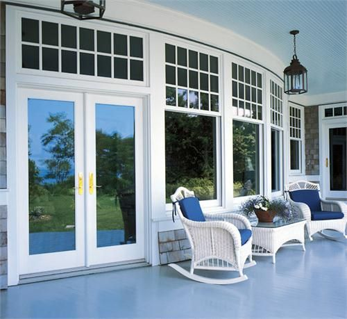 21 best marvin sunroom windows images on pinterest for Marvin ultimate swinging screen door