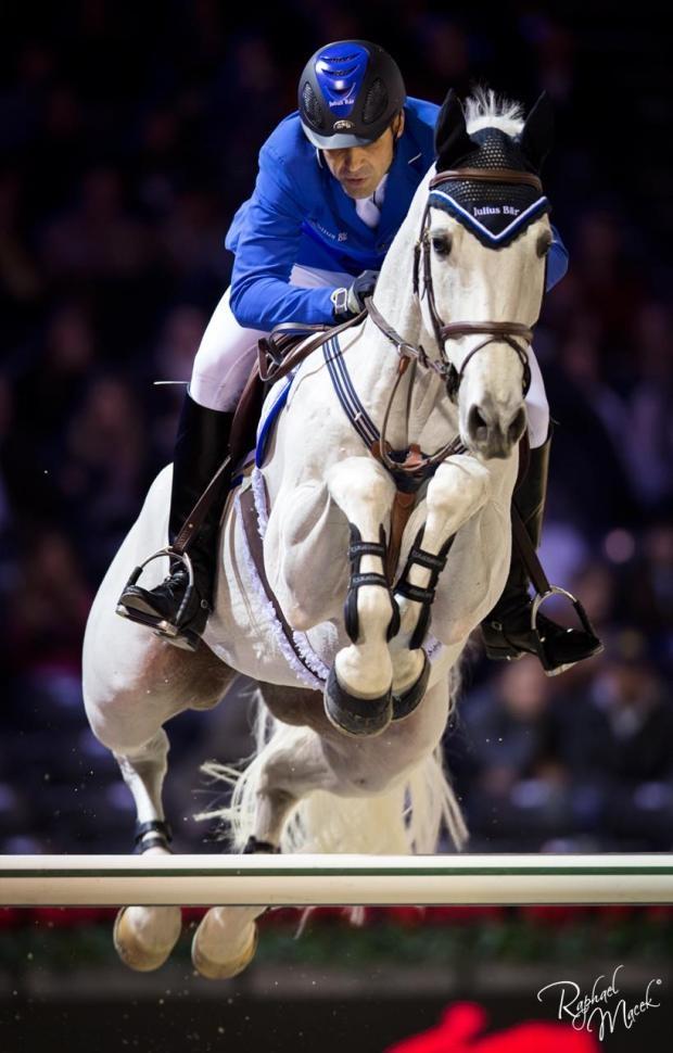 Brazilian Álvaro de Miranda aboard AD Ashleigh Drossel Dan || equestrian show…