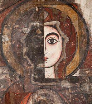 coptic museum mural   1000+ images about Christian symbols § Byzantine art on Pinterest ...