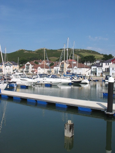 Deganwy a perfect spot